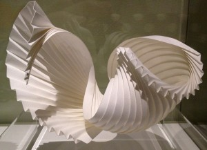 I love the way the artist allowed the folds to flow in harmony. This is what we are doing so beautifully!